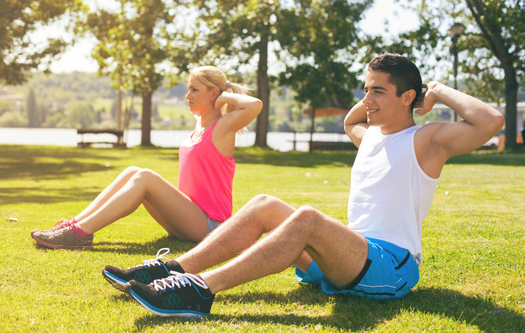 how to keep fit We are a private facility with the amenities you would find in a larger gym.