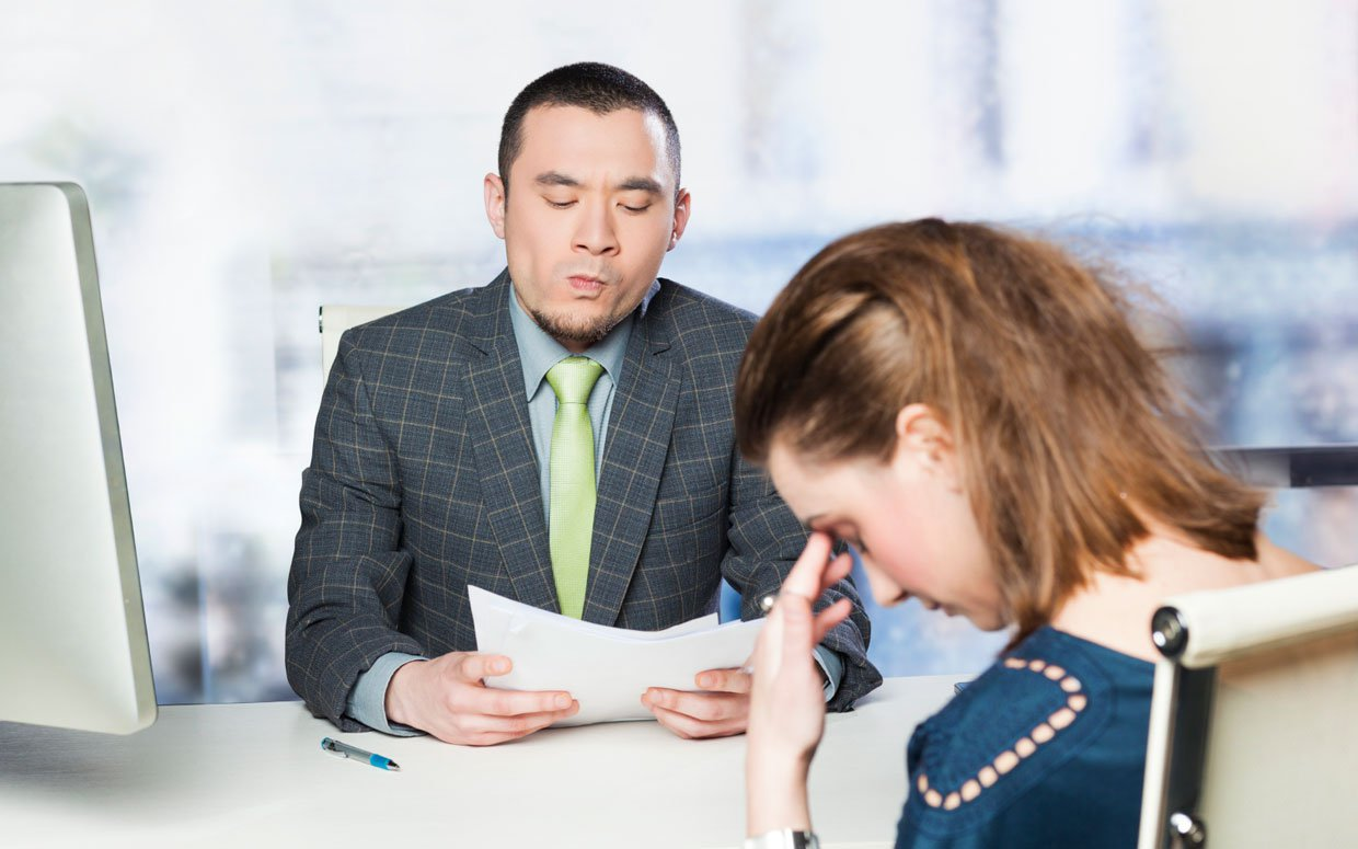 tips for reducing job interview stress texas forest country living