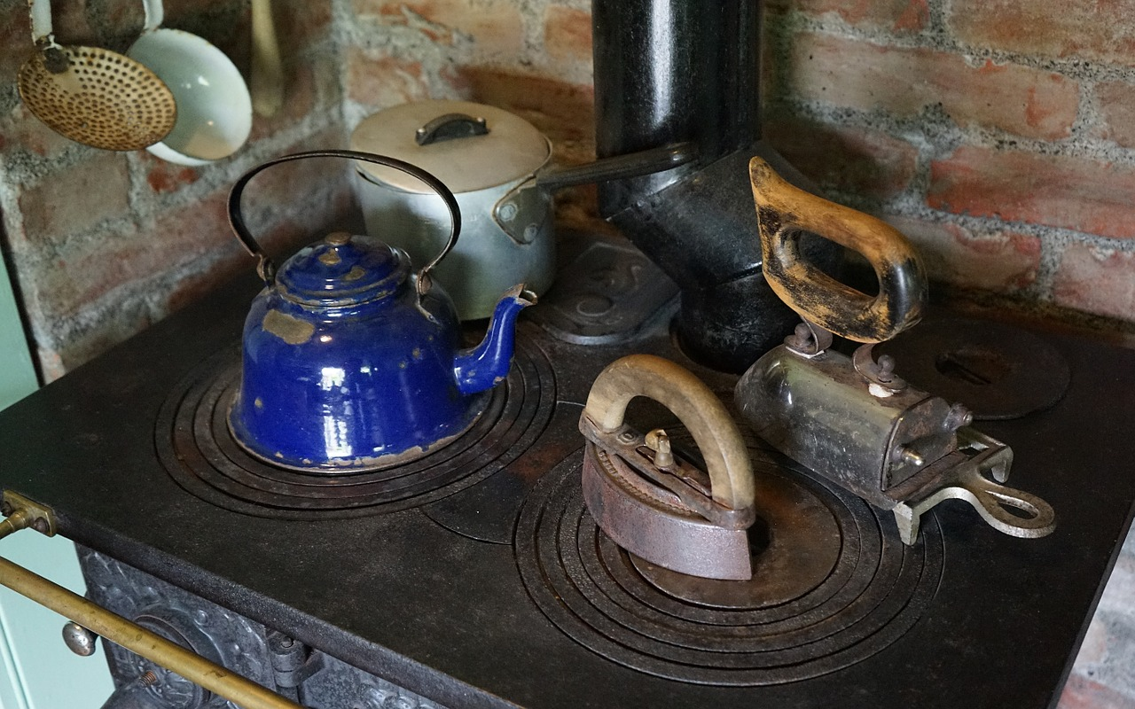 Museum Searching For Antique Kitchen Gadgets - Texas Forest ...