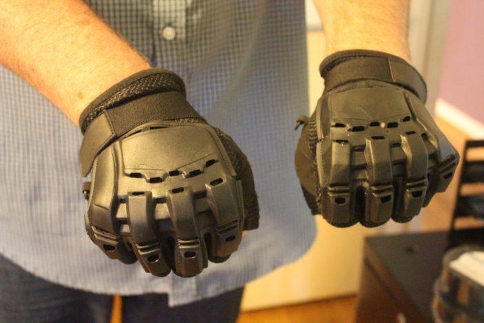 Cool Glove Shot