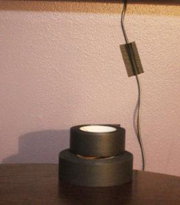 Gaff-tape-vertical
