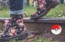Pokemon Go Walking