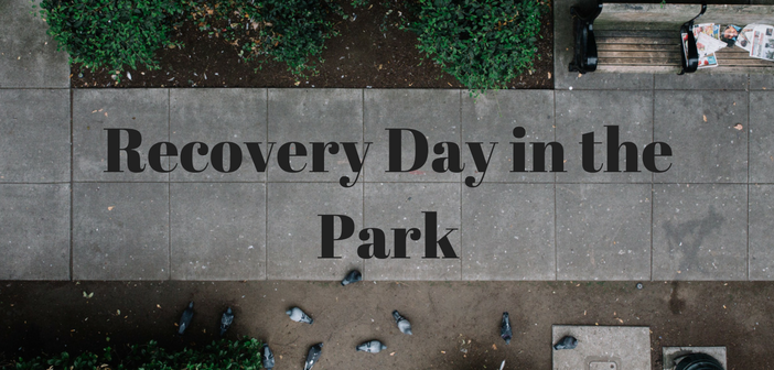 Free Recovery Day in the Park Offers Family Friendly Festival Today