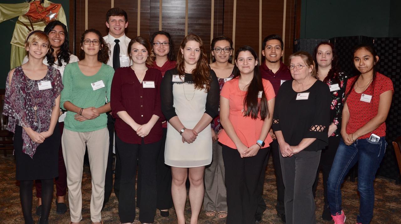 AC's Smith-Hutson Scholars Kick Off Semester