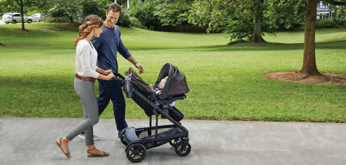 5 Things to Consider When Buying a Stroller