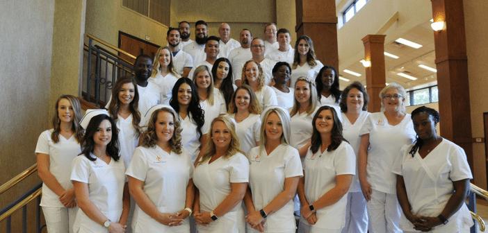 Angelina College Recognizes Nursing Program Graduates