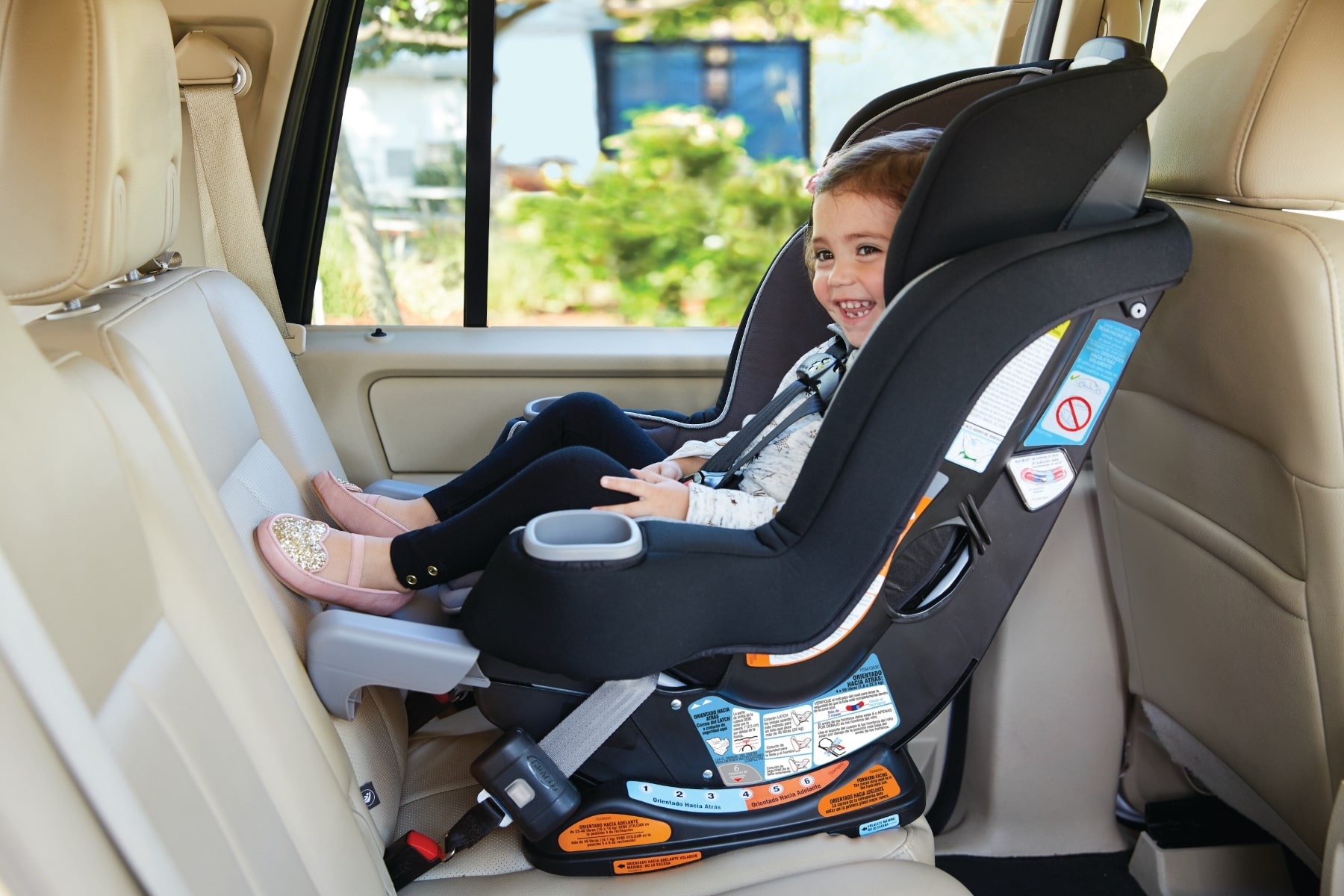 89c48e31e Tips for Keeping Baby Safe and Happy in the Car - Texas Forest ...