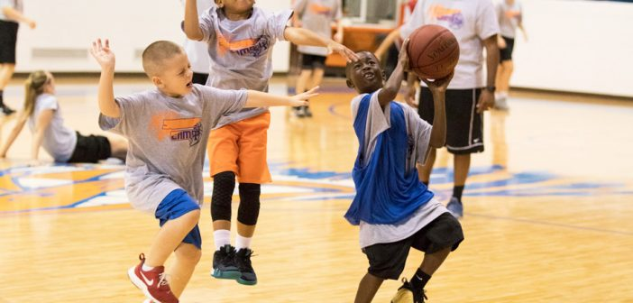 Angelina College Opening Future Dribblers League Summer League for Boys Ages 5-13